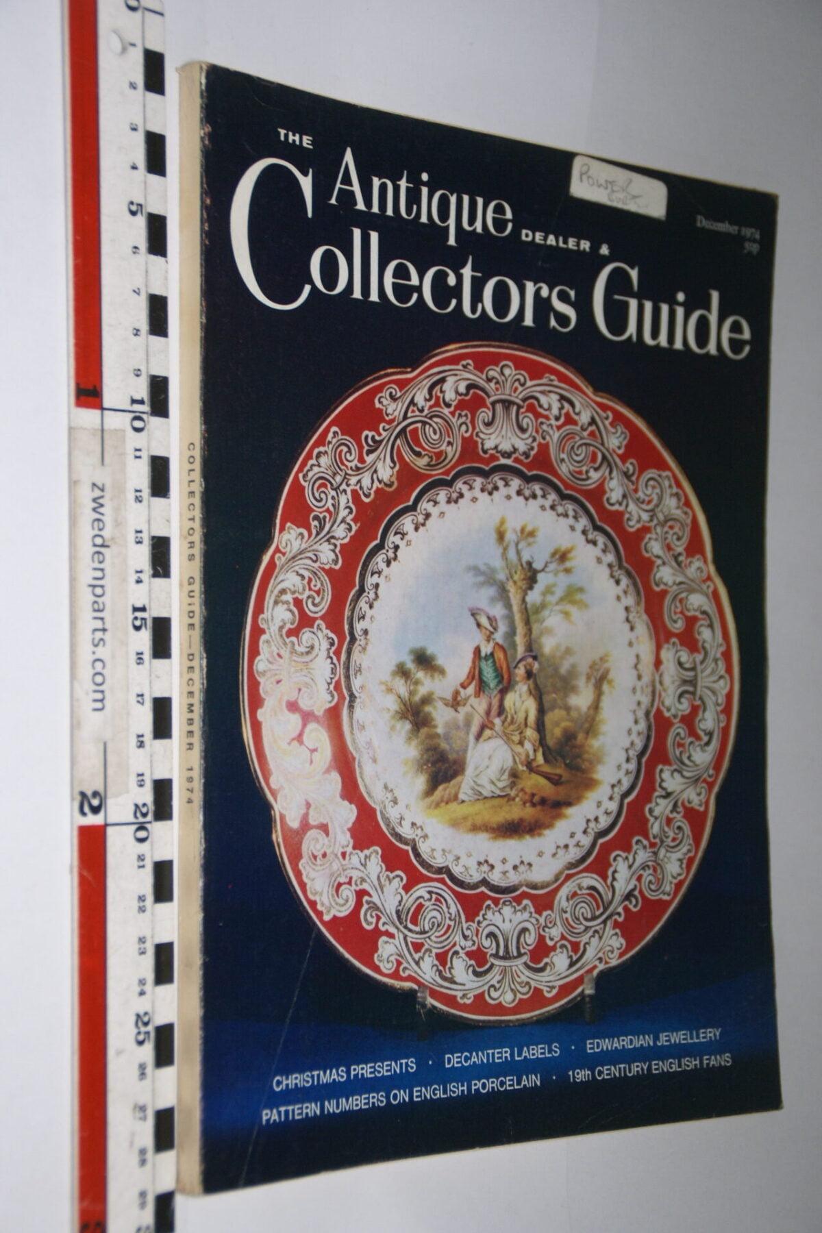 DSC06213 1974 december tijdschrift Antique Collectors Guide, English-4897393b