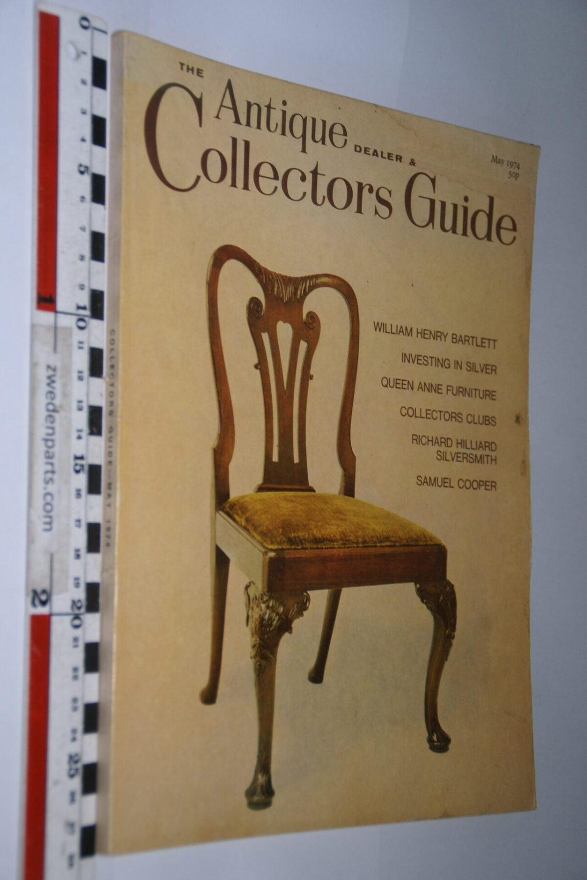 DSC06223 1974 mei tijdschrift Antique Collectors Guide, English-7d83c1a9