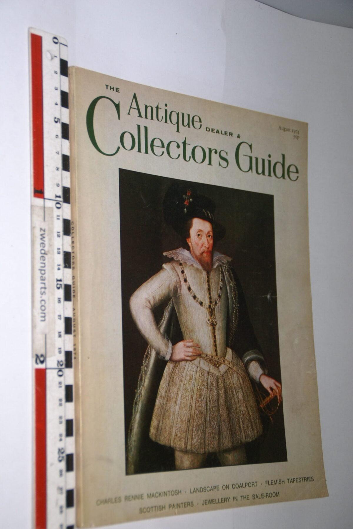 DSC06234 1974 augustus tijdschrift Antique Collectors Guide, English-d4f8ed6f