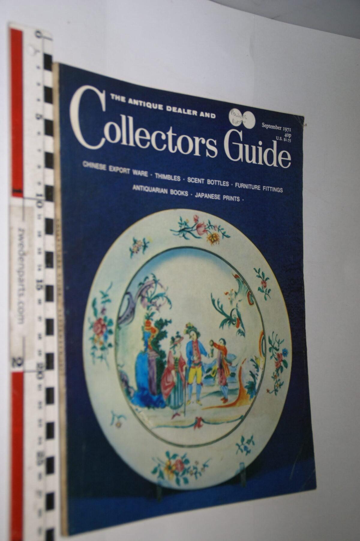DSC06252 1971 september tijdschrift Antique Collectors Guide, English-f72b96cf