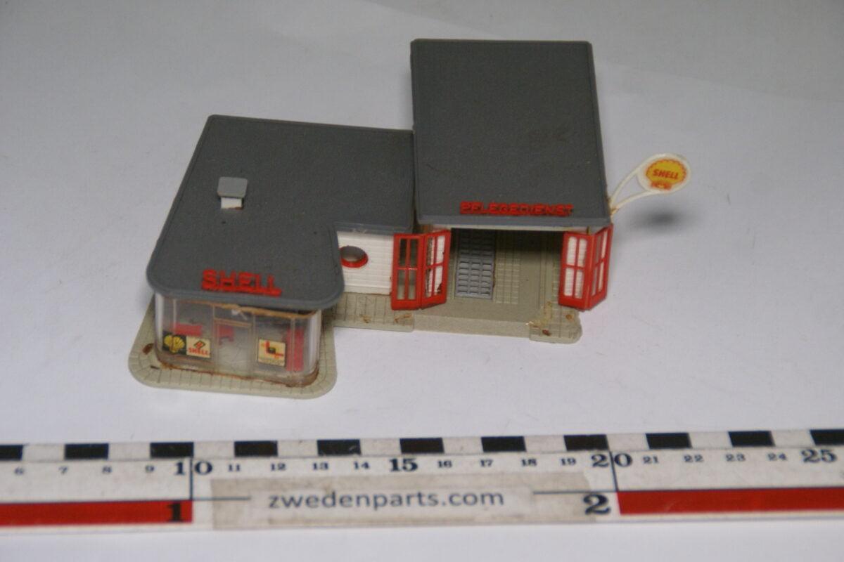 DSC06339 60er jaren kunststof Shell  tankstation 1op87-78dd283b