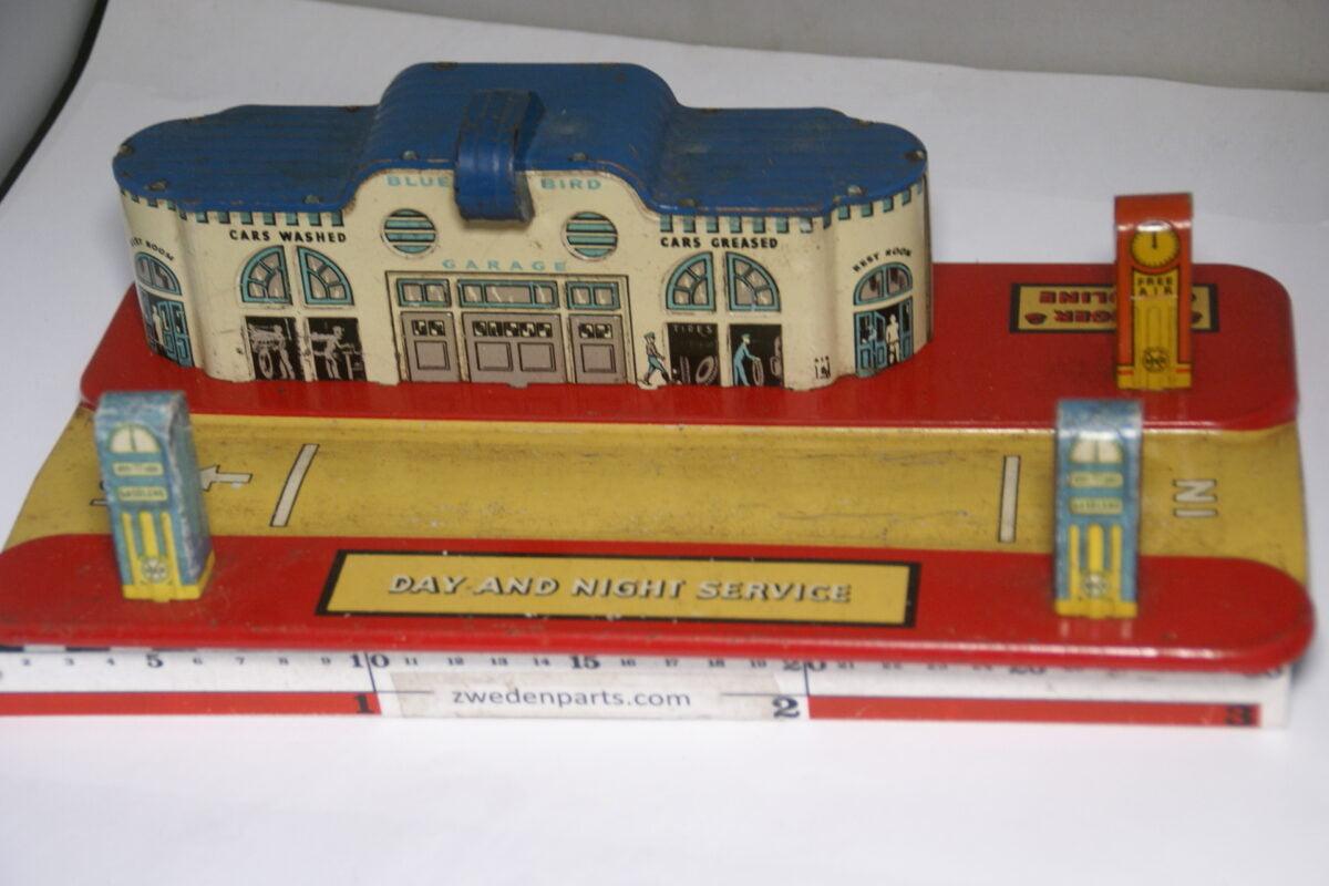 DSC06347 ca. 30er jaren blikken service station Blue Bird Garage-73161ca2