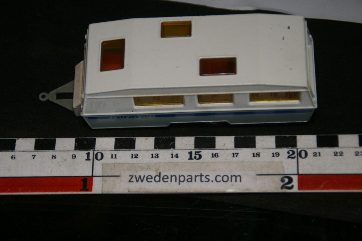 DSC06365 70er jaren metalen caravan Siku nr 2518-ea81a9ad