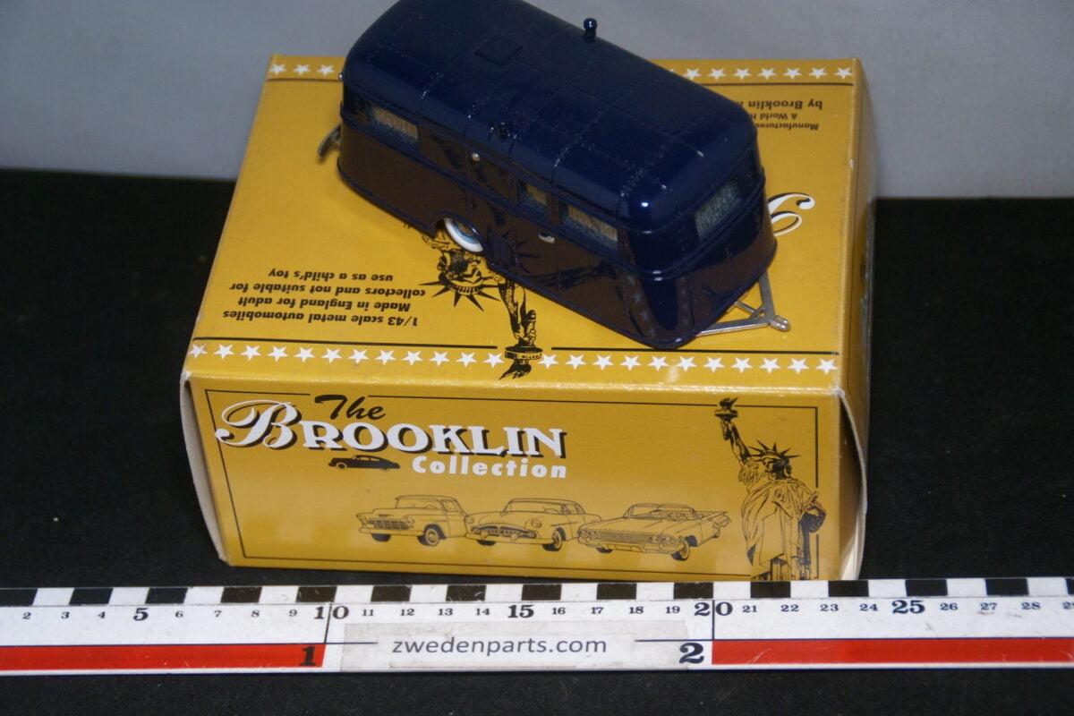 DSC06405 1937 metalen caravan Pierce Arrow Travelodge 1op43 Brooklin nr 80 MB-8f5edf9c