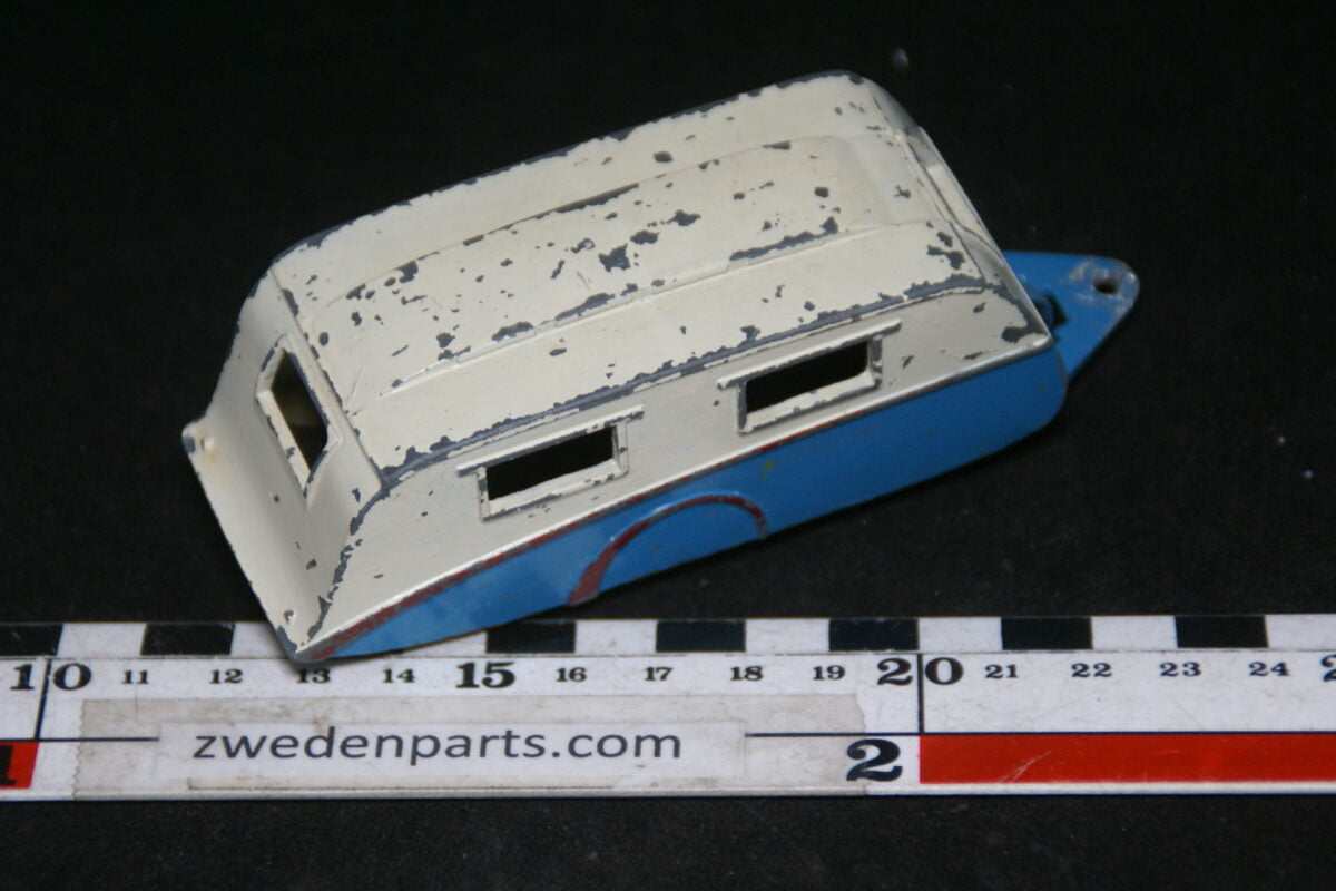 DSC06420 60er jaren metalen caravan 1op43 Dinky Toys nr 90-54eb4247