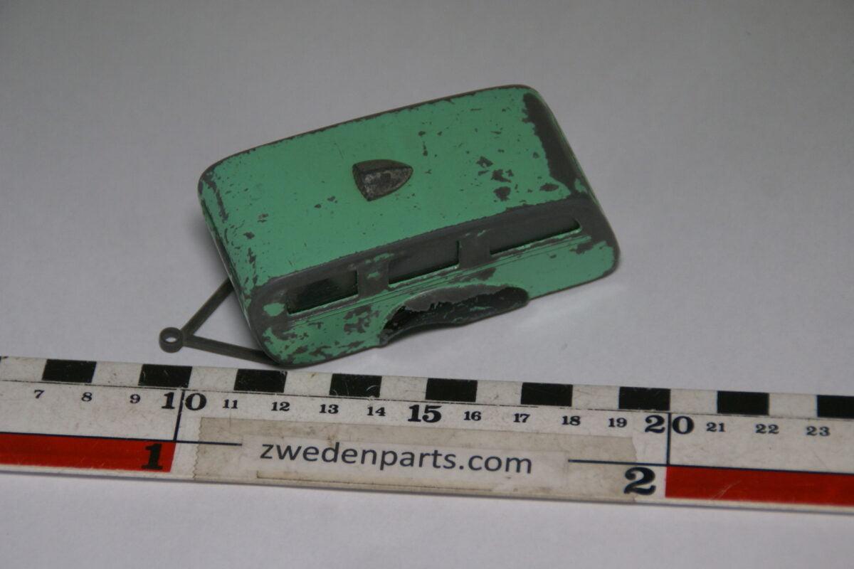 DSC06422 50er jaren metalen caravan 1op43 Tekno nr 815-962d1ab7