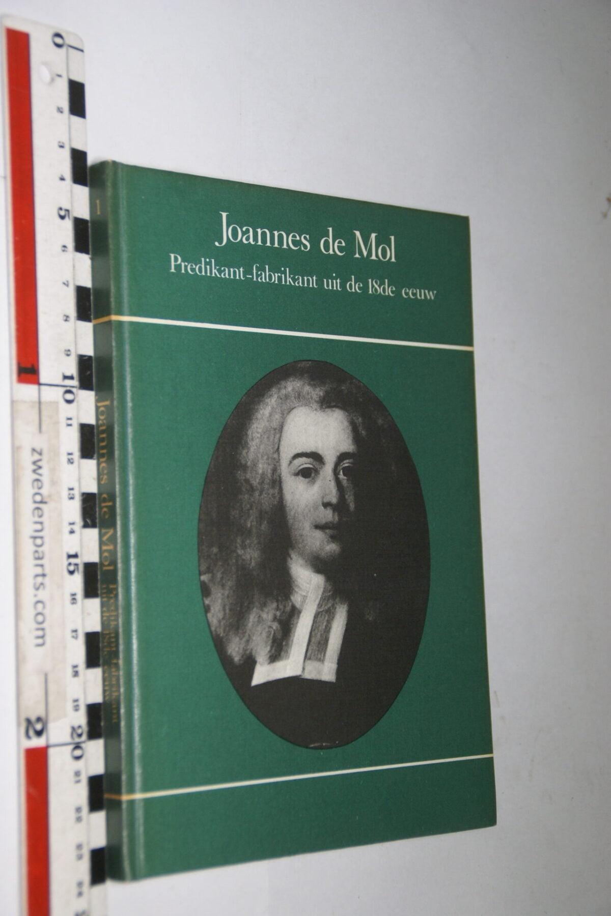 DSC06738 1974 boek Joannes de Mol fabrikant van Loosdrechts porselein-7c751014