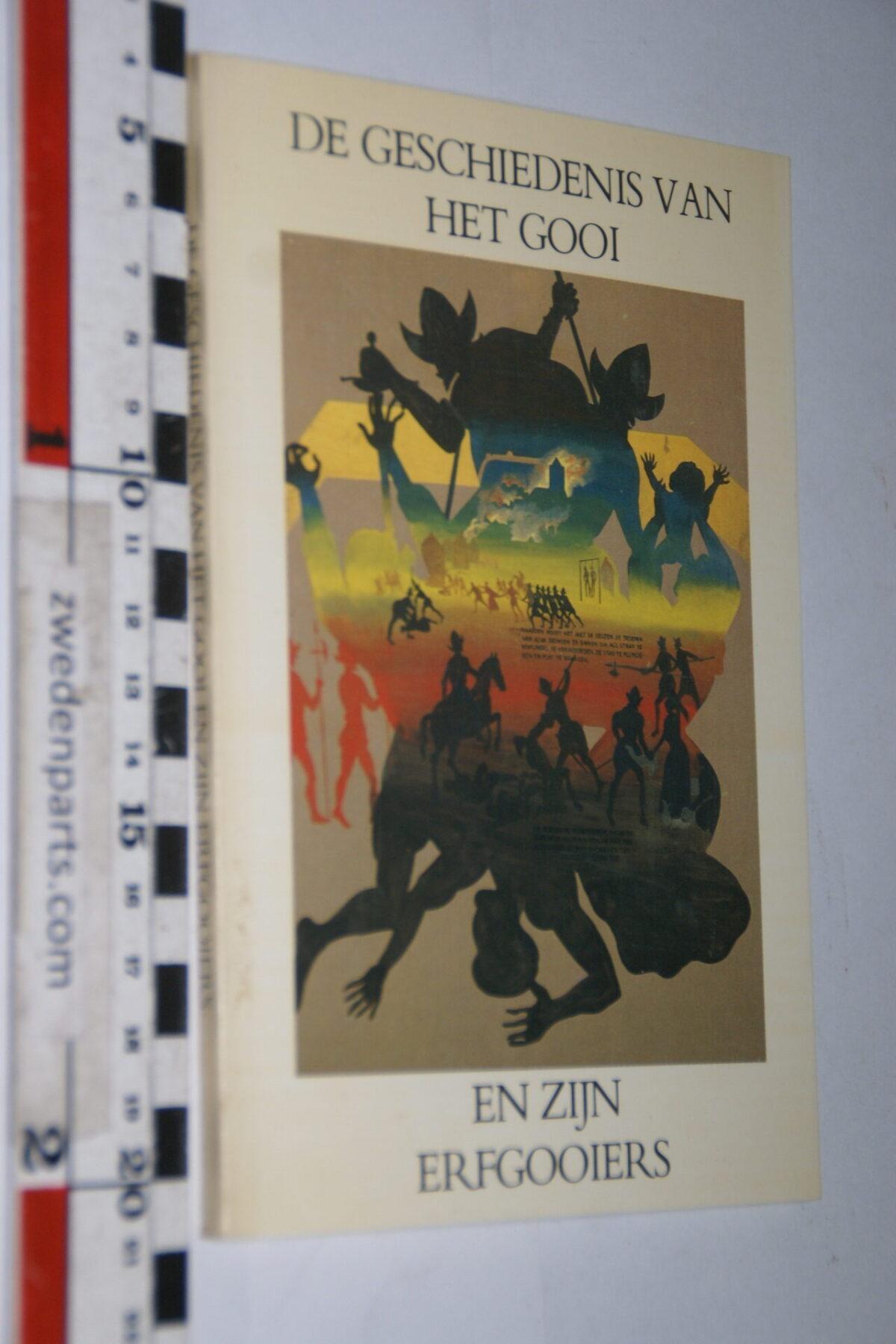 DSC06745 1984 boek de geschiedenis van het Gooi en zijn Erfgooiers-080842aa