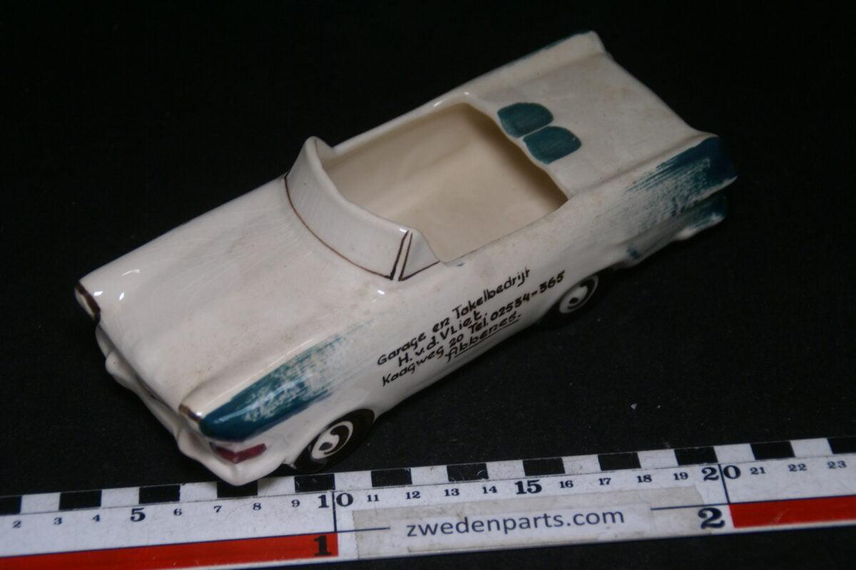 DSC06814 60er jaren ceramische auto asbak Opel Rekord Vliet Abbenes-ac7c764f