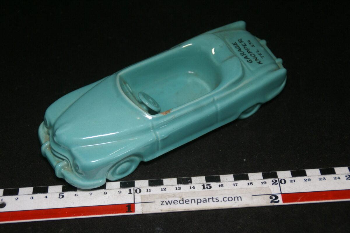 DSC06816 50er jaren ceramische auto asbak amerikaan Knopper Hilversum-64b34b79