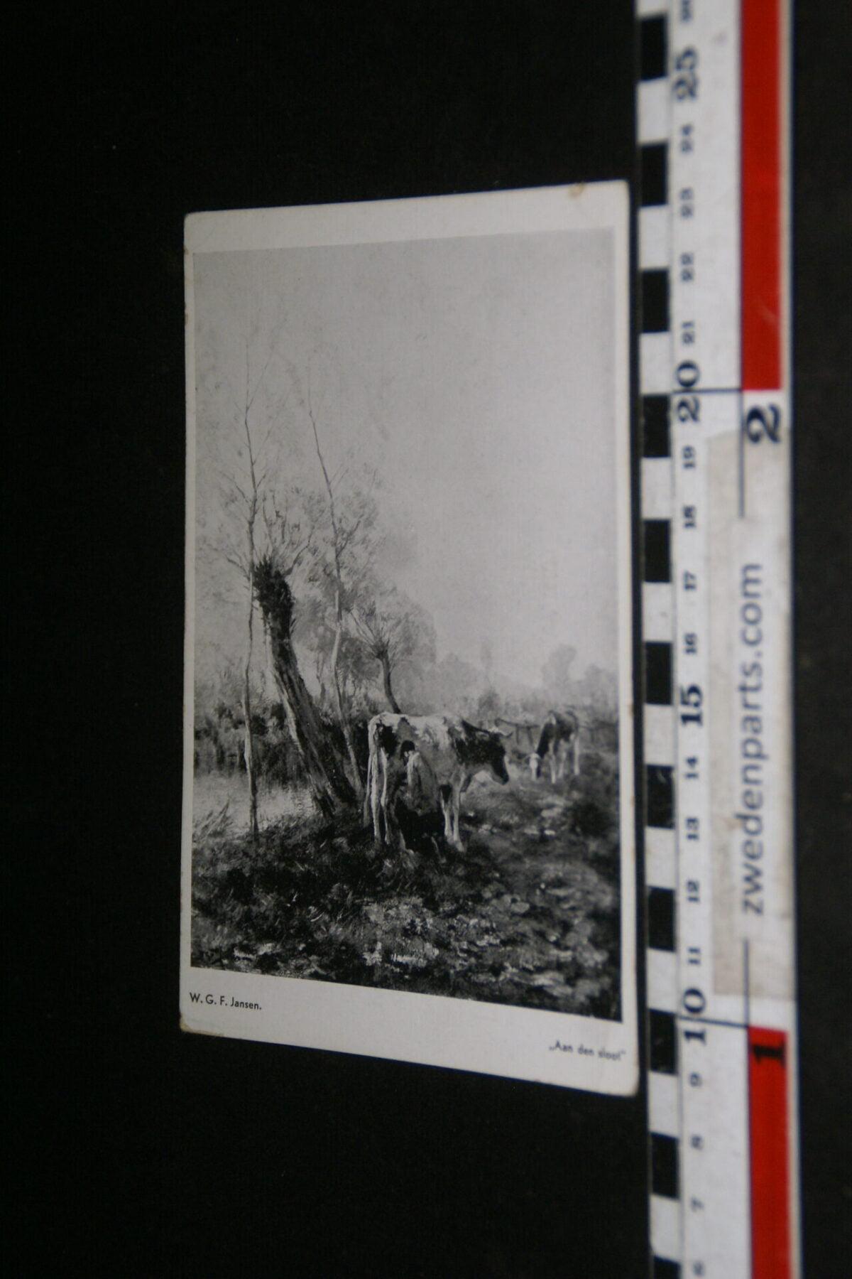 DSC07347 originele briefkaart De Gooise Kunstenaars Hotel Hamdorf WGF Janssens-f1e93aa6