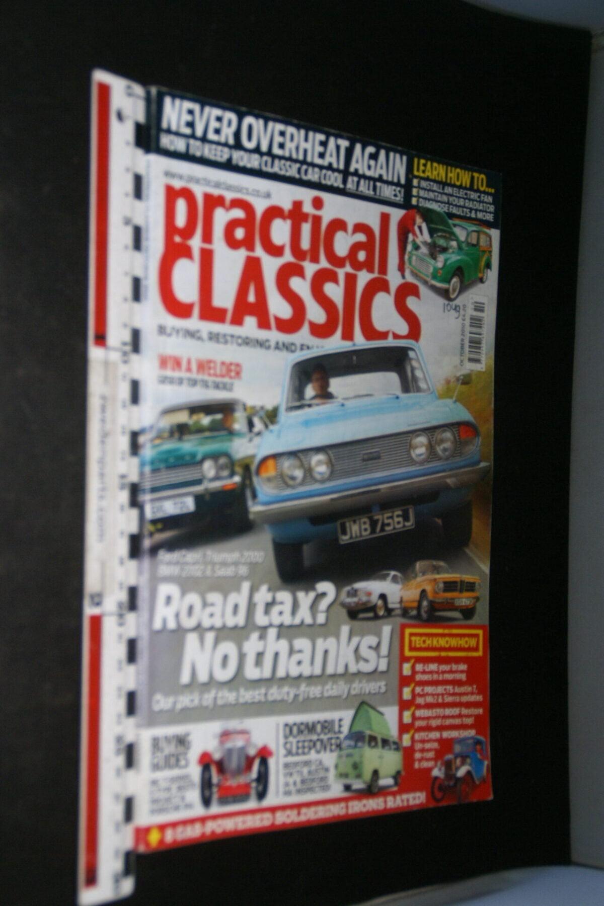 DSC07370 2010 oktober tijdschrift Practical Classics-7ee844a3