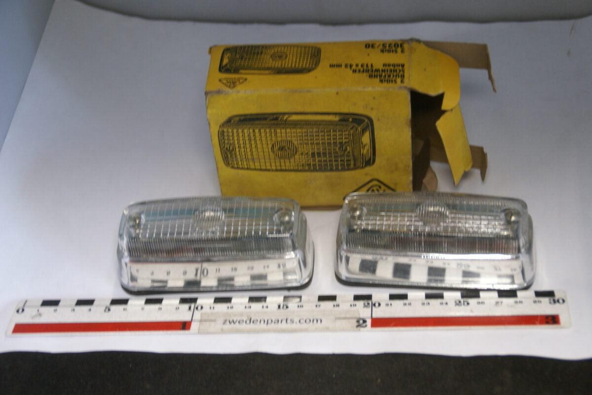 DSC07412 originele achteruitrijlichten 130 x 42 mm nr 302530 NOS-b211cc93