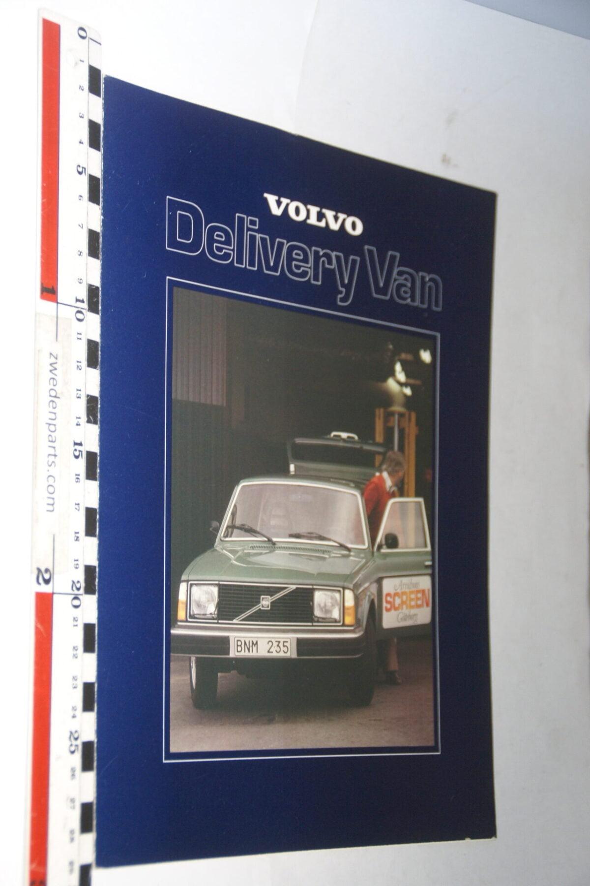 DSC07624 1979 originele brochure Volvo 245 VAN nr ASPPV 6824, English-a3a0352c