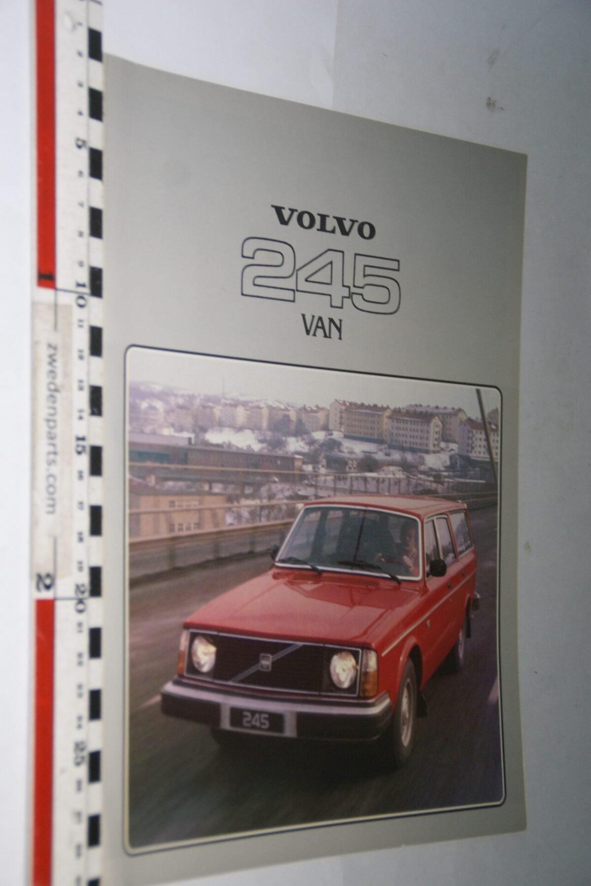 DSC07626 ca. 1978 originele brochure Volvo 245 VAN-3156d303