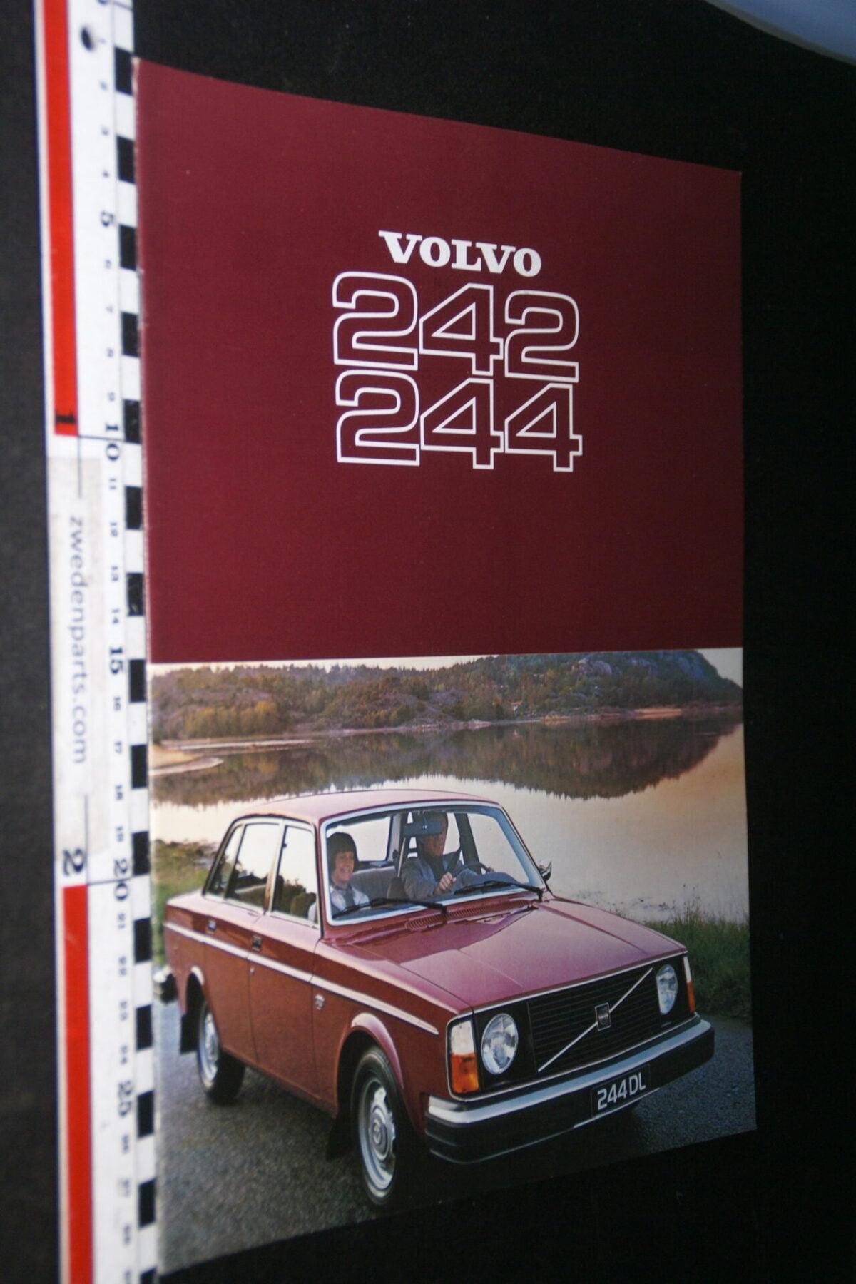 DSC07660 1977 originele brochure Volvo 242 244 nr RSPPV 4021-2-47fcc9ad