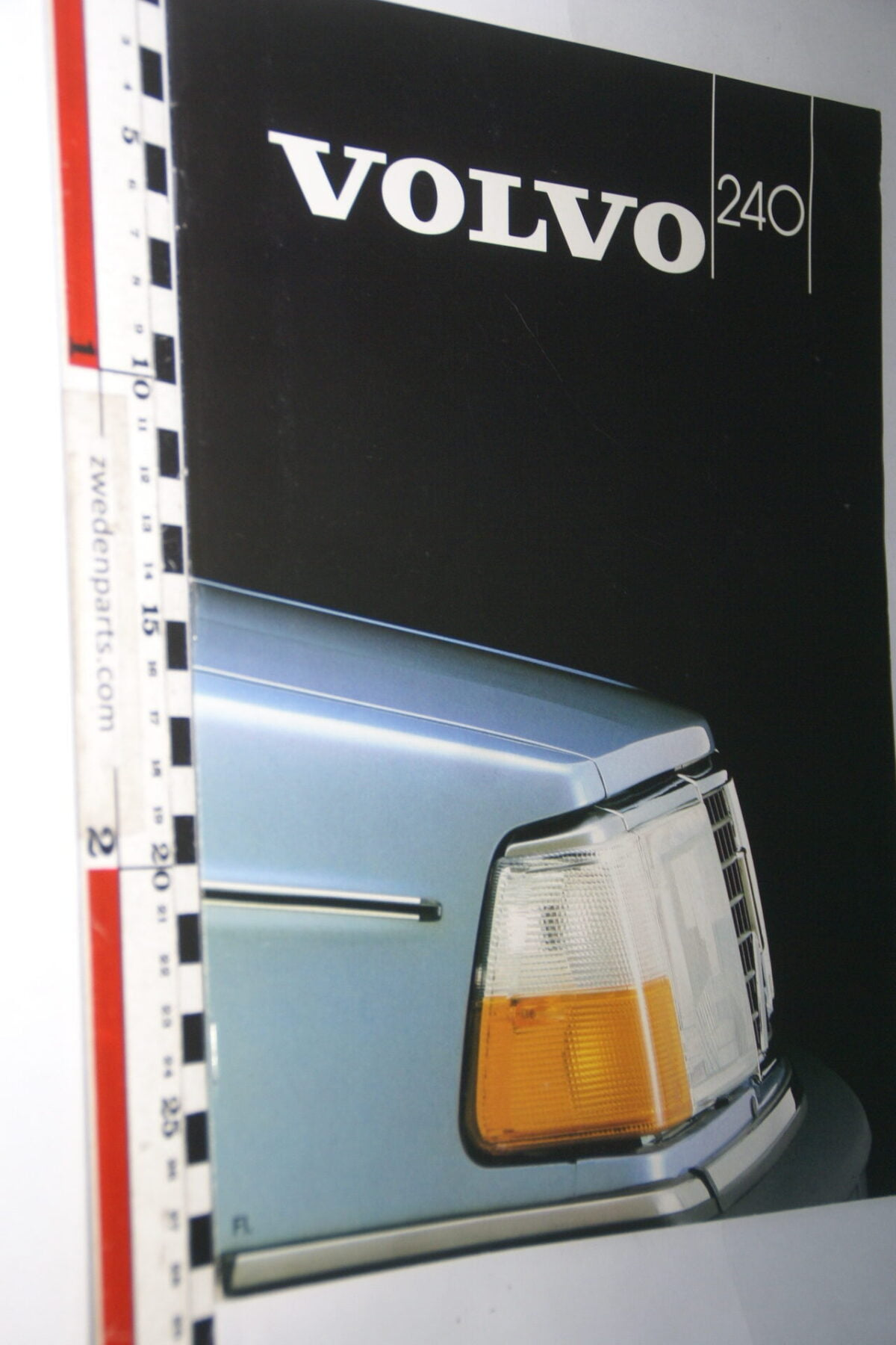 DSC07706 1982 originele brochure Volvo 244 245 nr ASPPV 9584, Vlaams-4e907c6f