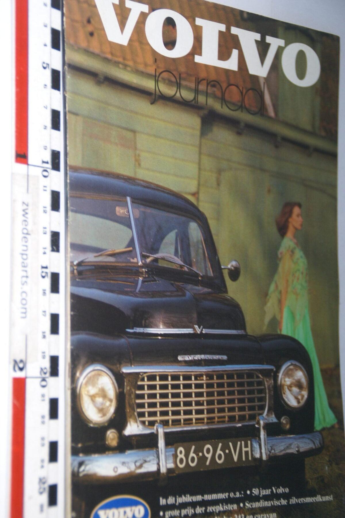 DSC07721 ca 1977 origineel tijdschrift Volvo Journaal-a3342ed7