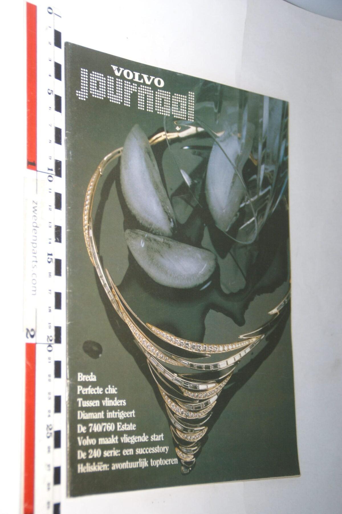 DSC07723 1985 najaar origineel tijdschrift Volvo Journaal-08a0342b