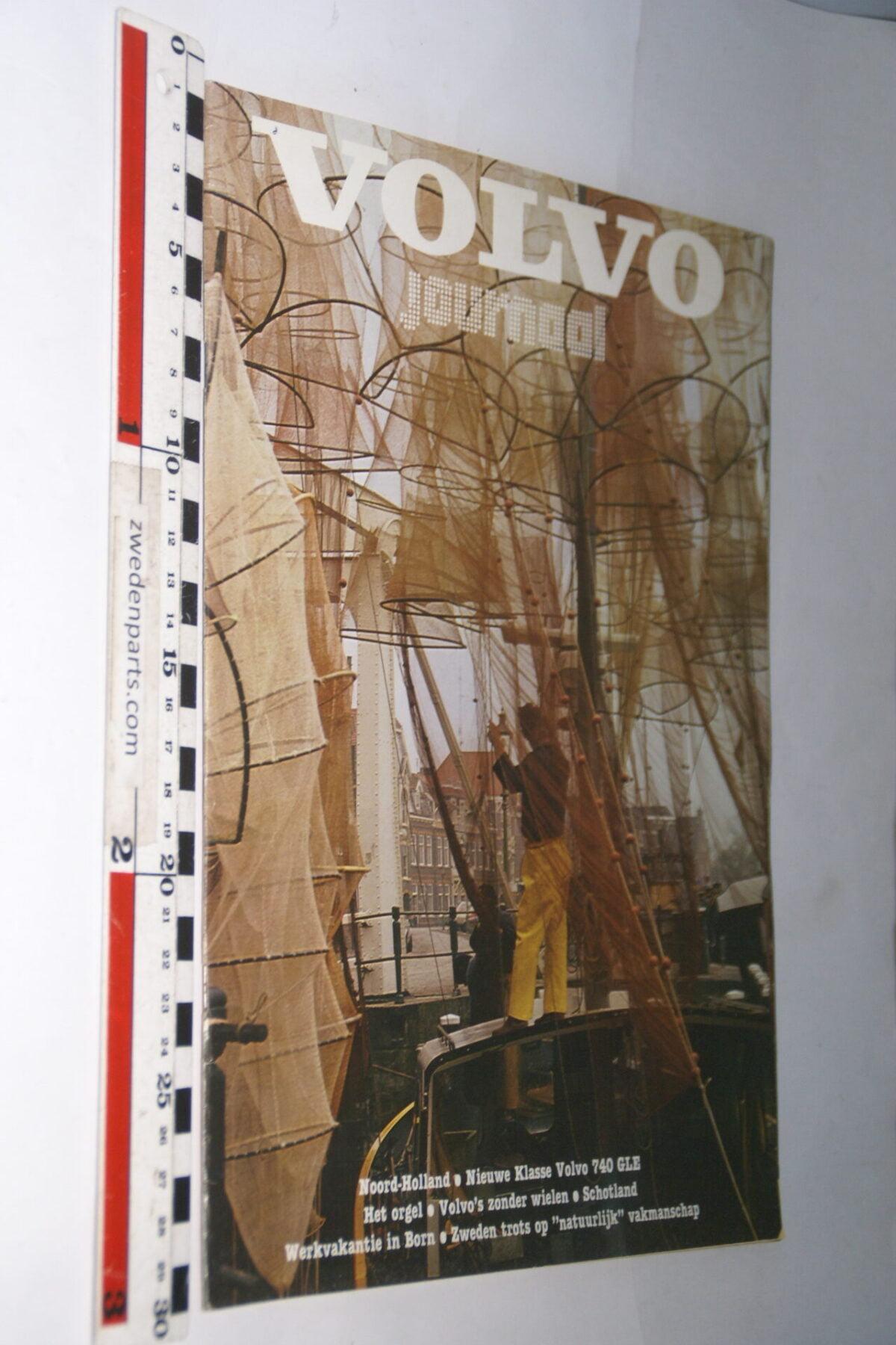 DSC07727 ca 1984 origineel tijdschrift Volvo Journaal-9f53f166
