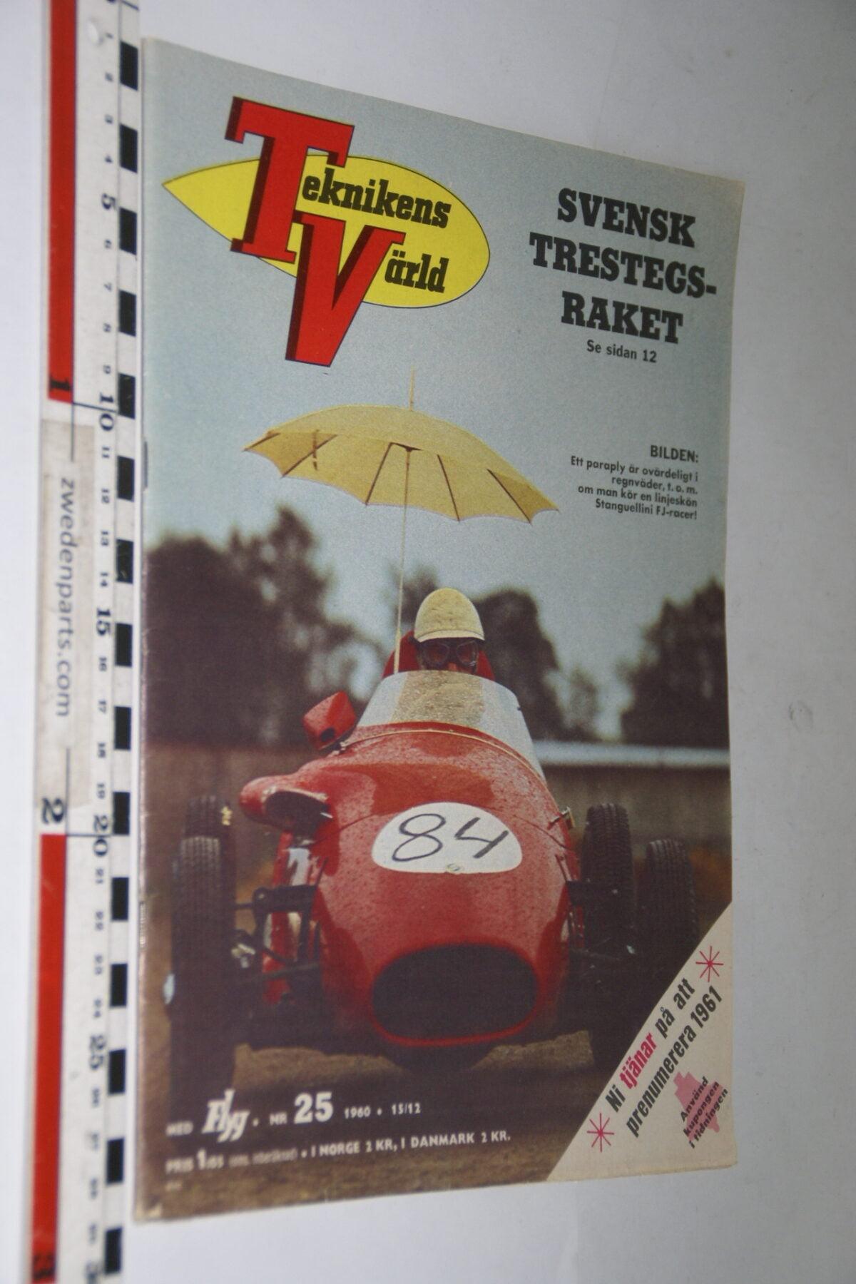 DSC08331 1960 december tijdschrift Teknikens Värld nr 25, Svenska-9688c217