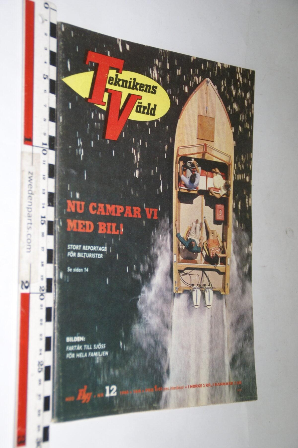 DSC08337 1960 tijdschrift Teknikens Värld nr 12, Svenska-08c1223a