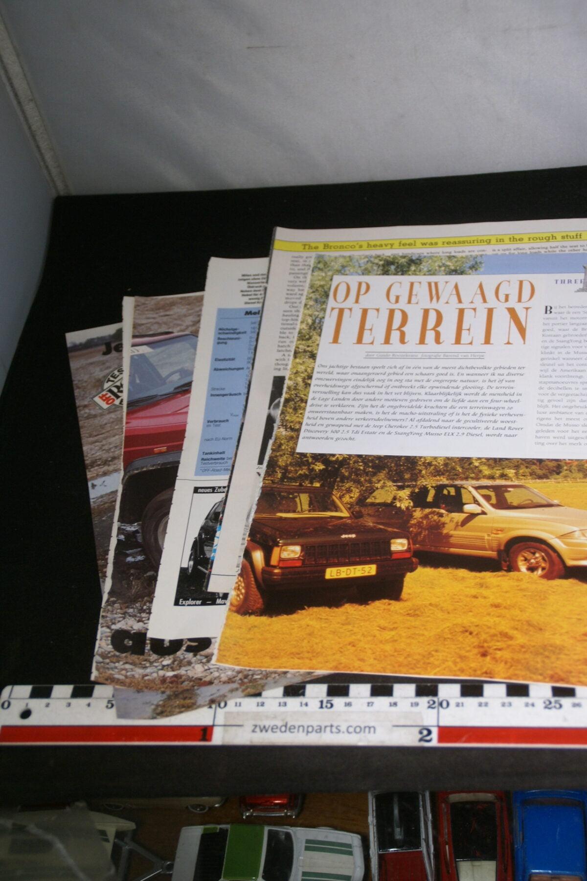 DSC08402 1983 en later map met tijdschrift artikelen van Jeep Cherokee-8742ed36
