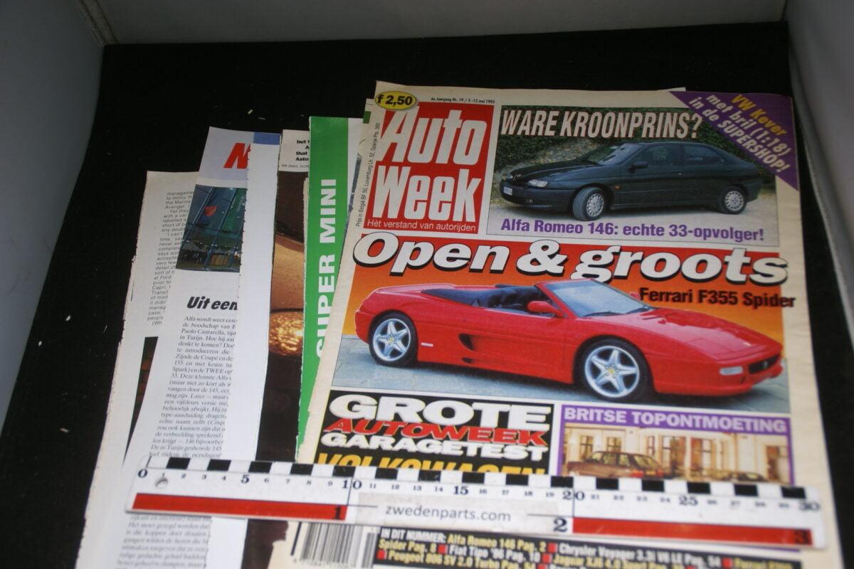 DSC08446 ca 1995 map met tijdschrift artikelen van Alfa Romeo 146-a85e7ca9