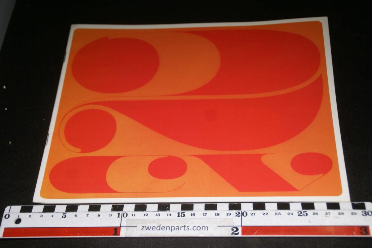 DSC08460 1966 originele brochure Citroen 2CV, mist bladzij-7ce2a11b